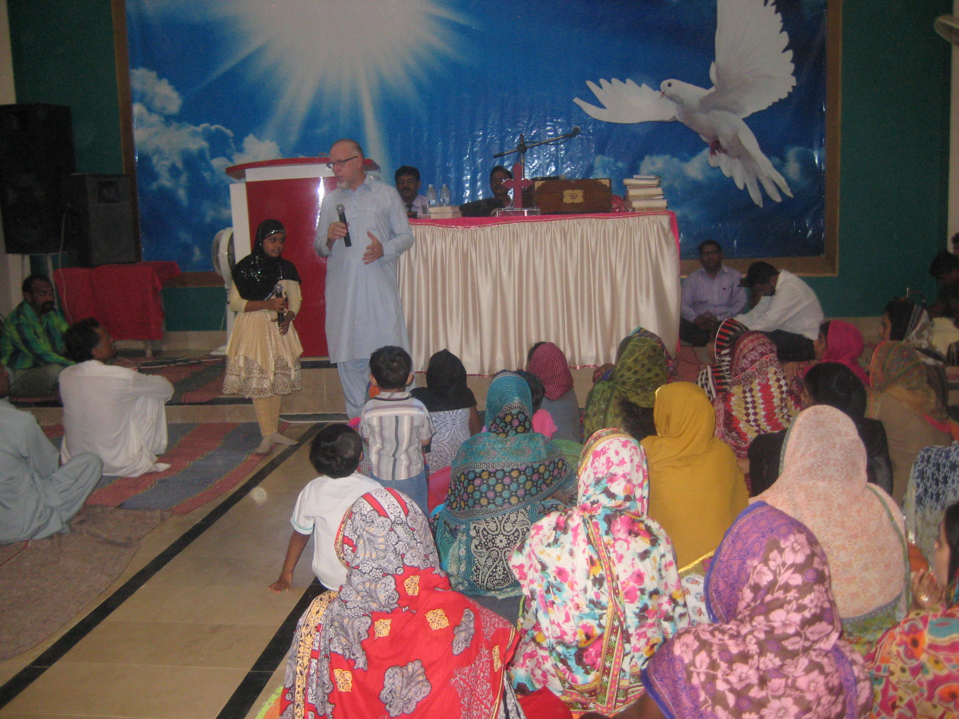 Pentecostal Church - Karachi, Pakistan