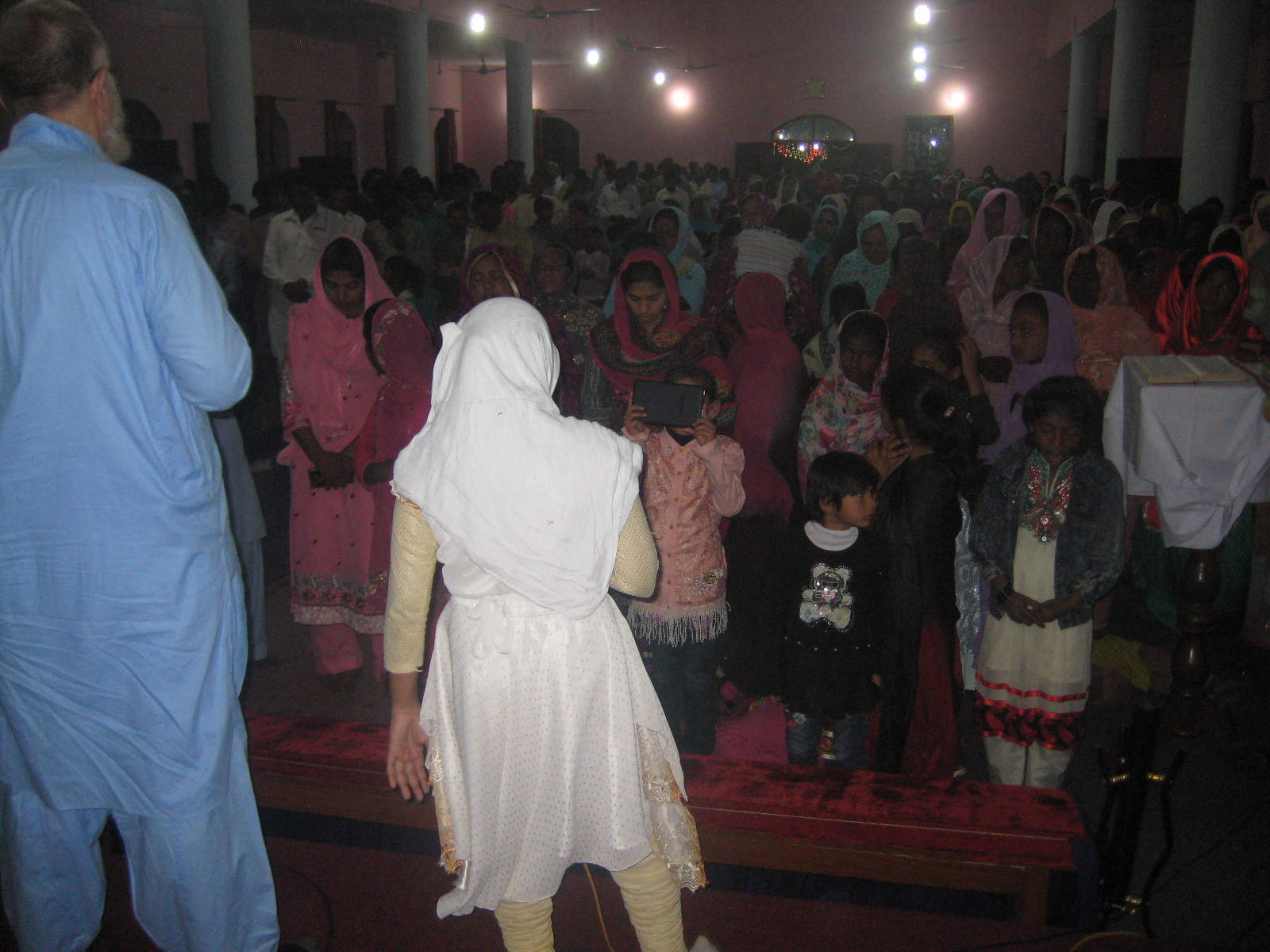 Salvation Army and more - Pakistan
