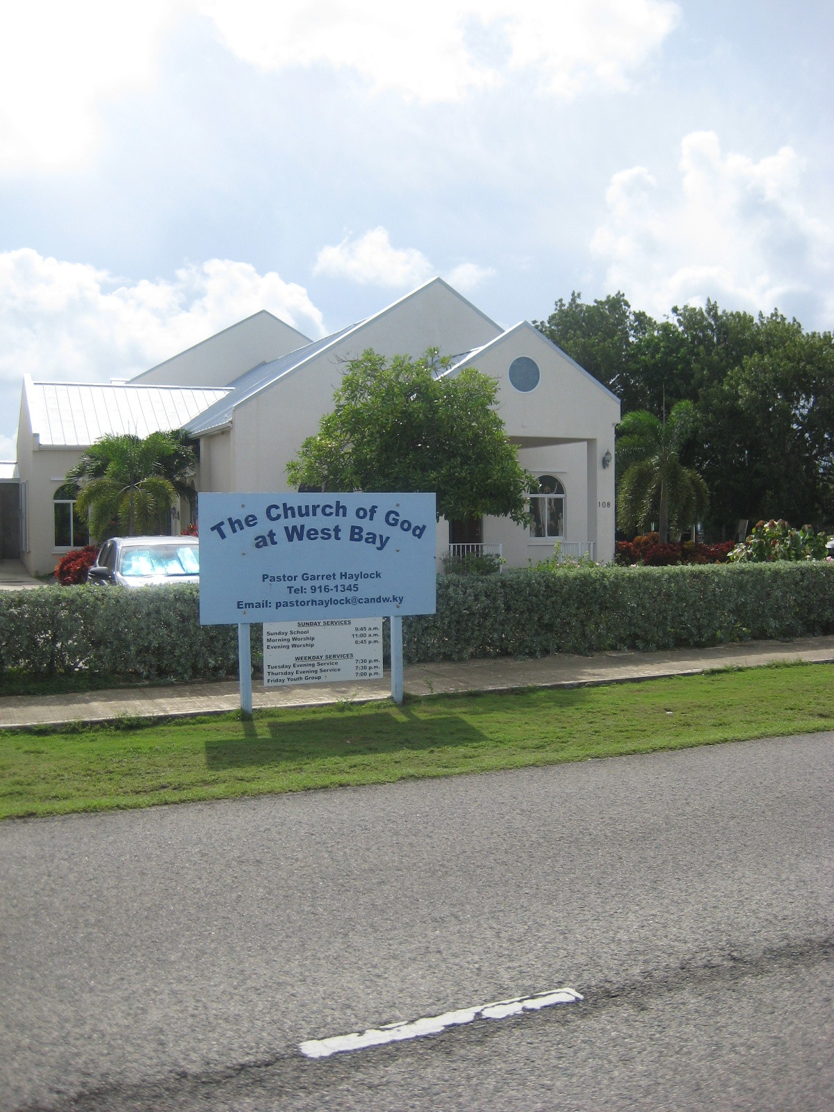 Church of God - West Bay, Cayman
