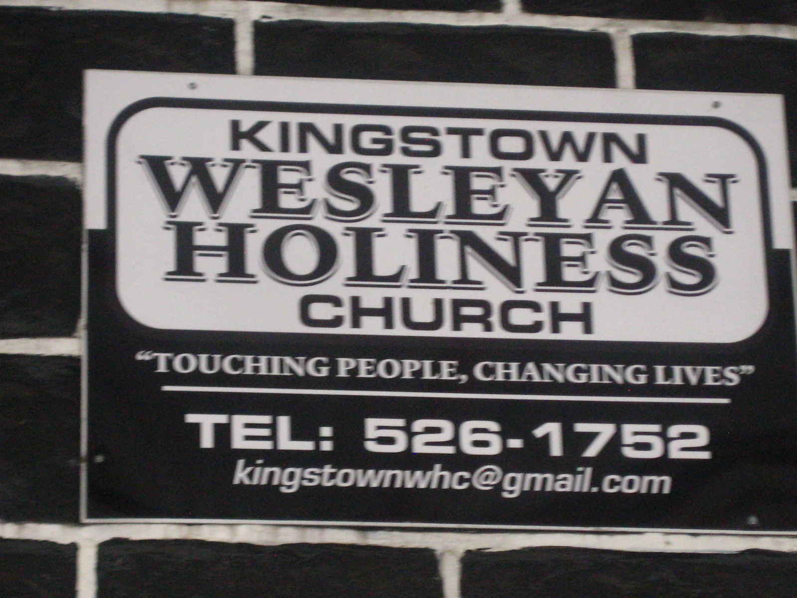 KINGSTON WESLEYAN HOLINESS - Kingston, St. Vincent