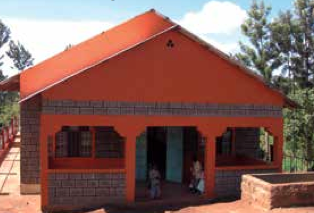 Canadian Mission Board Church of God - Kibuga, Kenya