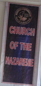 NAZARENE CHURCH - PANGASINAM, PHILIPPINES