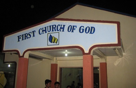 CHURCH OF GOD (ANDERSON), LAGUNA, PHILIPPINES