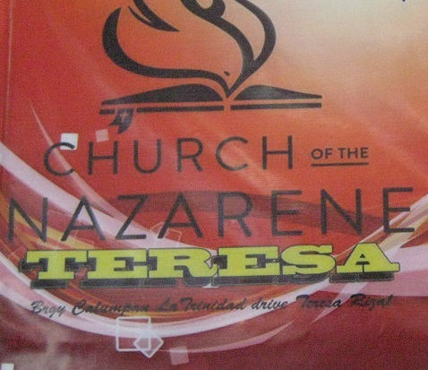 Nazarene Church - Teresa, Philippines