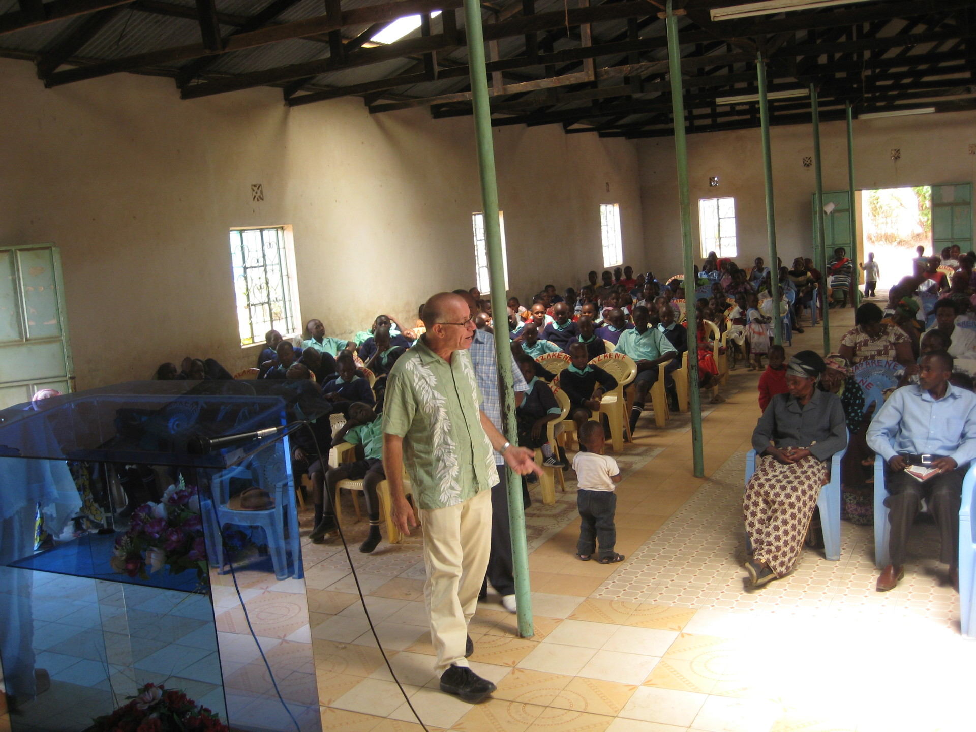 NAZARENE CHURCH - Kitui, Kenya