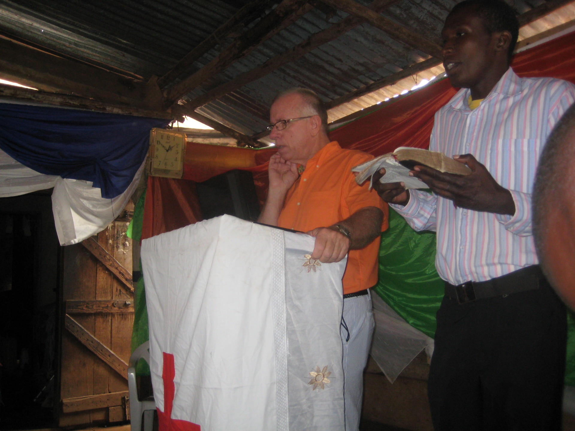Gospel Meeting - Kampala, Uganga