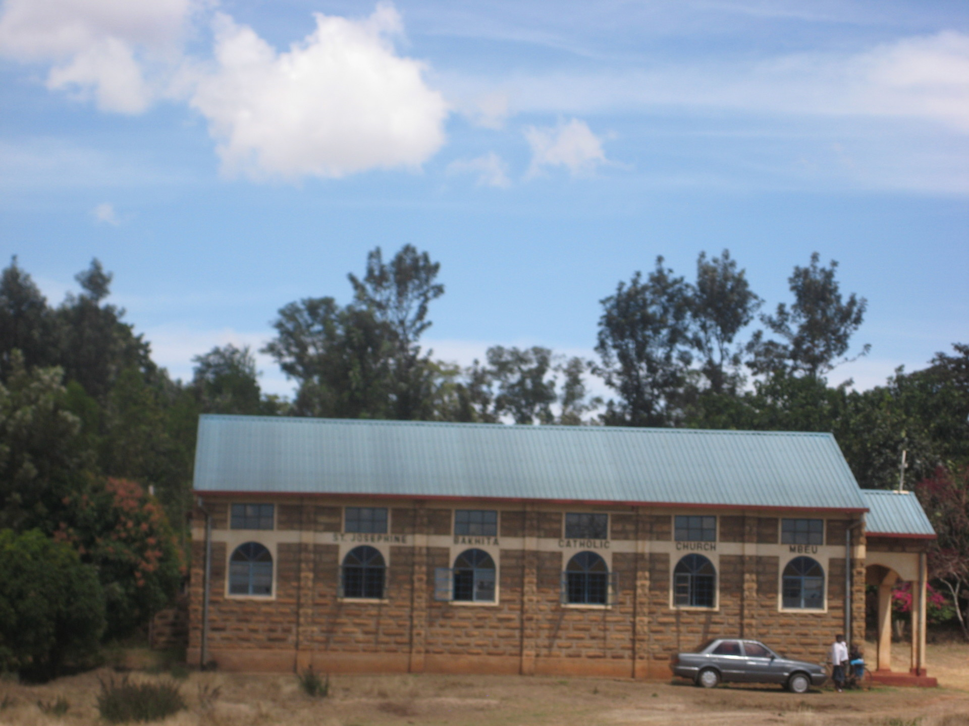 NAZARENE CHURCH - Mikinduri, Kenya